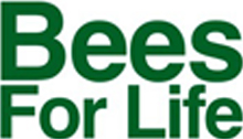 logo Bees For Life
